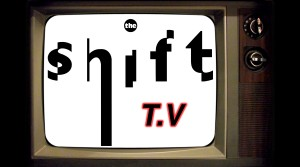 The Shift TV - Logo With TV